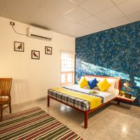 Deluxe Private Room of Zostel Aurangabad