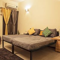 Hygienic private room at Zostel South Delhi