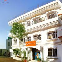 Exterior Shot of  Pushkar Hostel