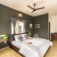 Very comfortable and airy private rooms in Zostel Vagamon