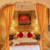 Royal luxurious private room in Jaisalmer hostel