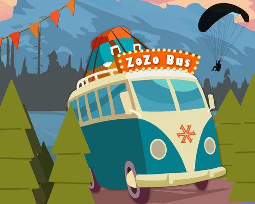 Zostel Escape   ZoZo Bus Bir - 26th September