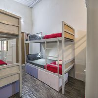 Neat and Clean Dorm rooms at the hostel