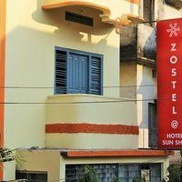 Hostel Varanasi Balcony