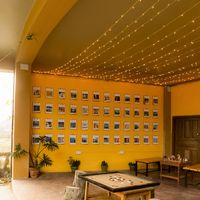 Memory wall in hostel