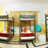 Spacious dorm in hostel
