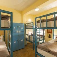 Female dormitory at Jaisalmer Zostel