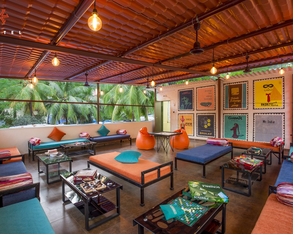 25 Best Backpackers Hostels In India