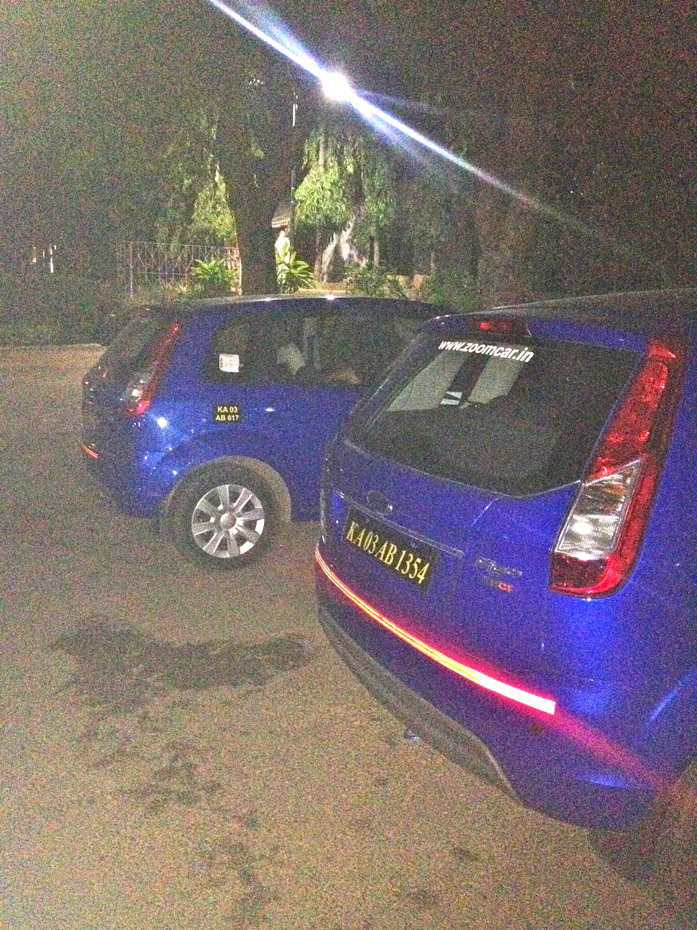 Zoom Car Rental Rasta Cafe
