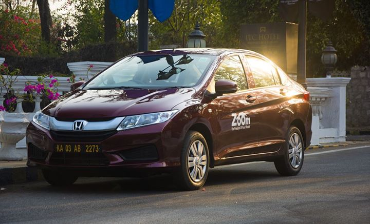 zoom honda city s