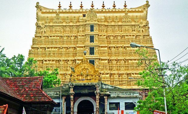 Shree Padmanabhaswamy Temple_ Trivandum_Kerala