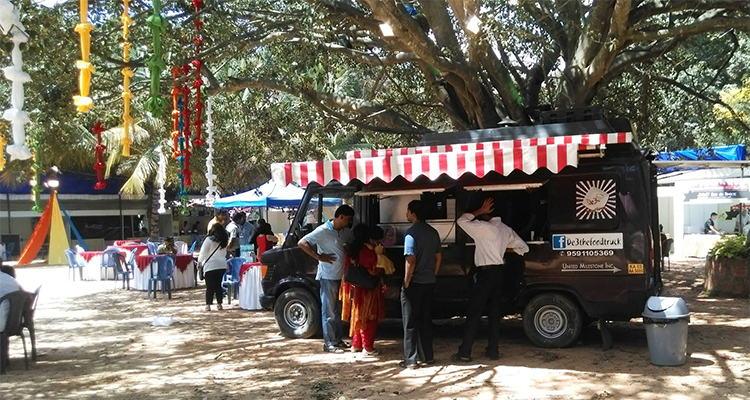 11 Bangalore Food Trucks To Zoom To Right Now Zoomcar