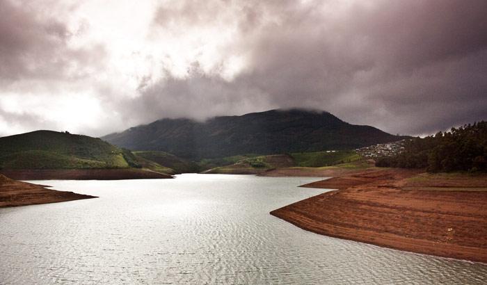 Kamaraj-Sagar-Lake