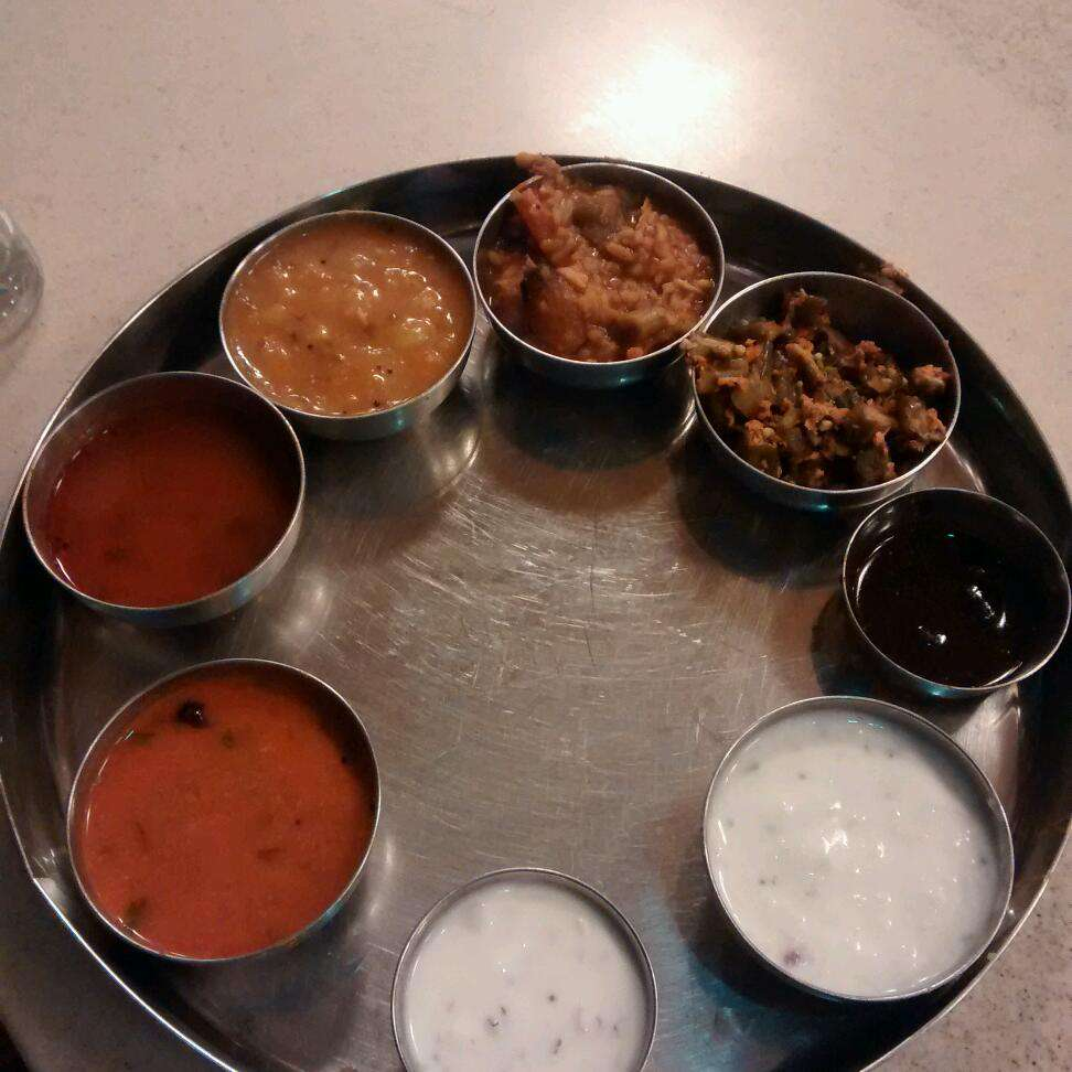 Maiyas-Restaurant-Jayanagar Thali