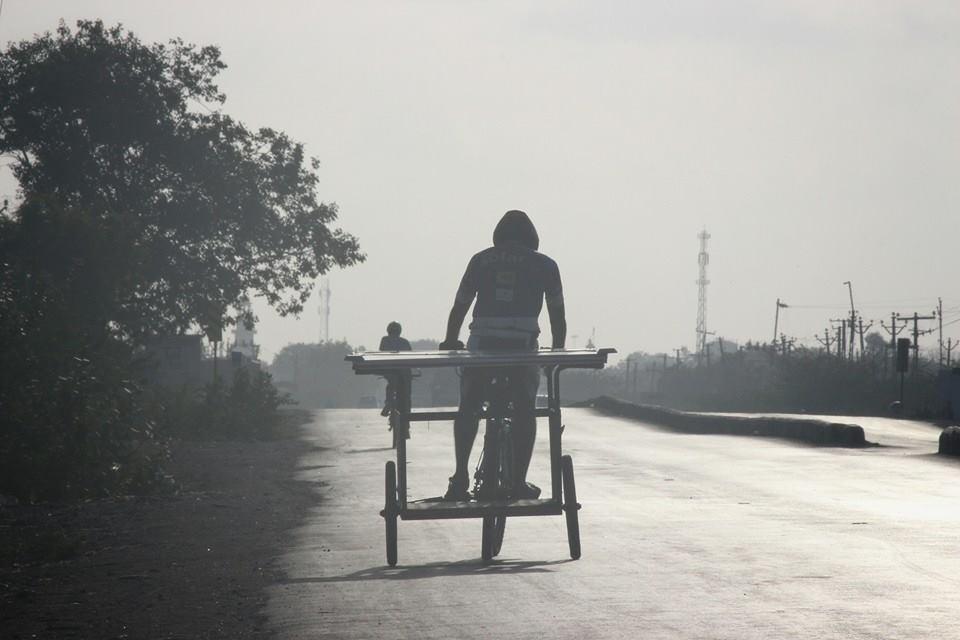 Sun Pedal Ride