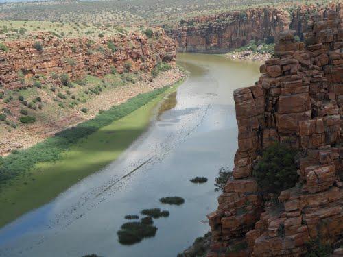 Pennar River Gandikota