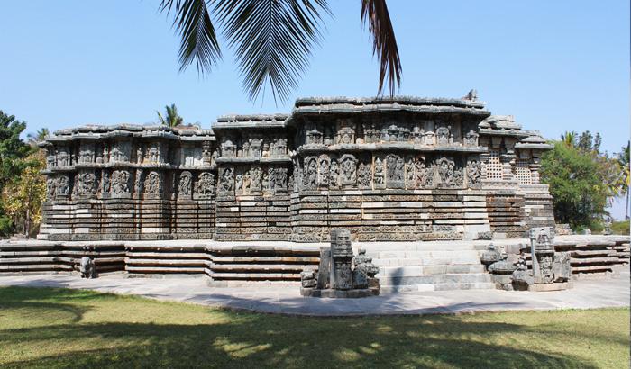 Halebidu-Temple