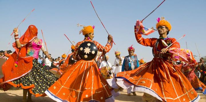 Mount Abu summer festival