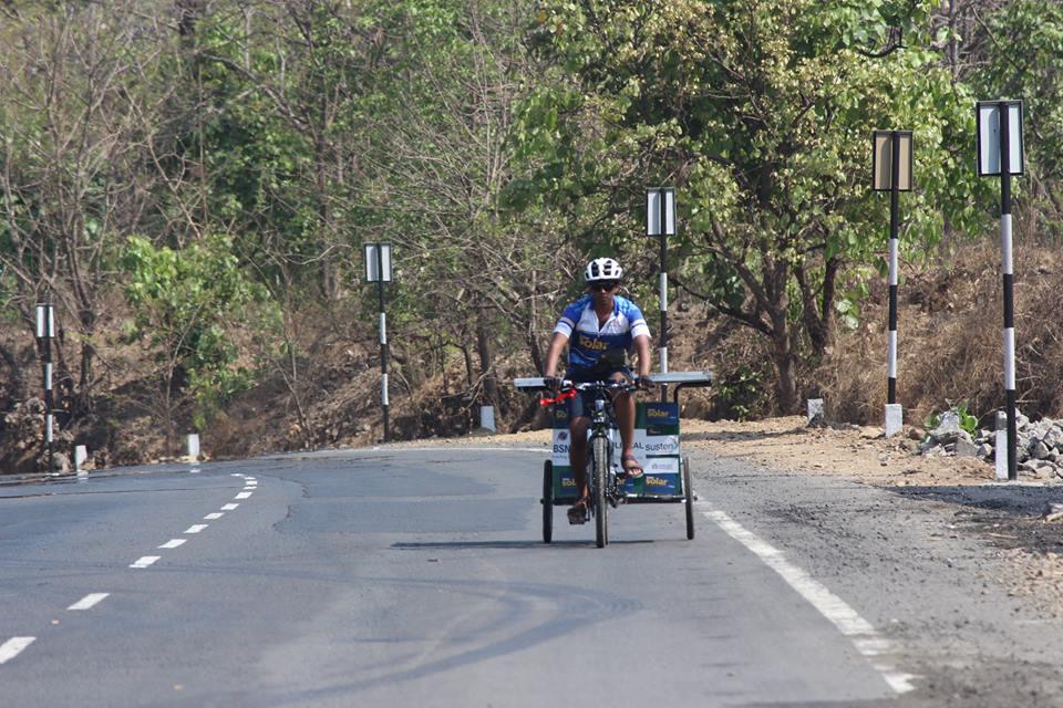 Sun Pedal Ride - Sushil