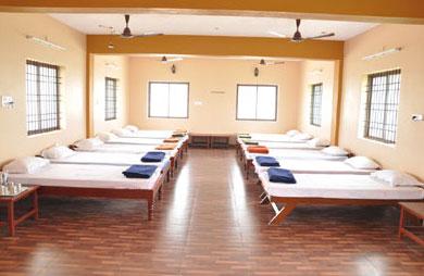 dormitory accomodation