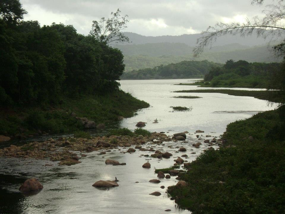 Balamore river
