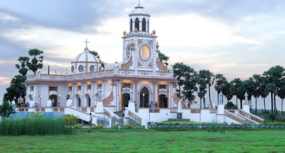 Church in Pondicherry