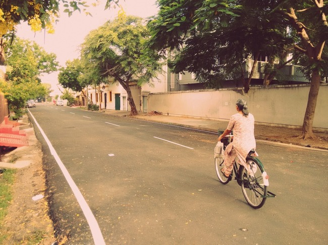 pondicherry woman solo travel