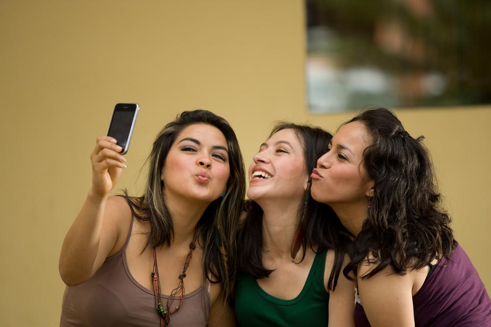 selfie for girls