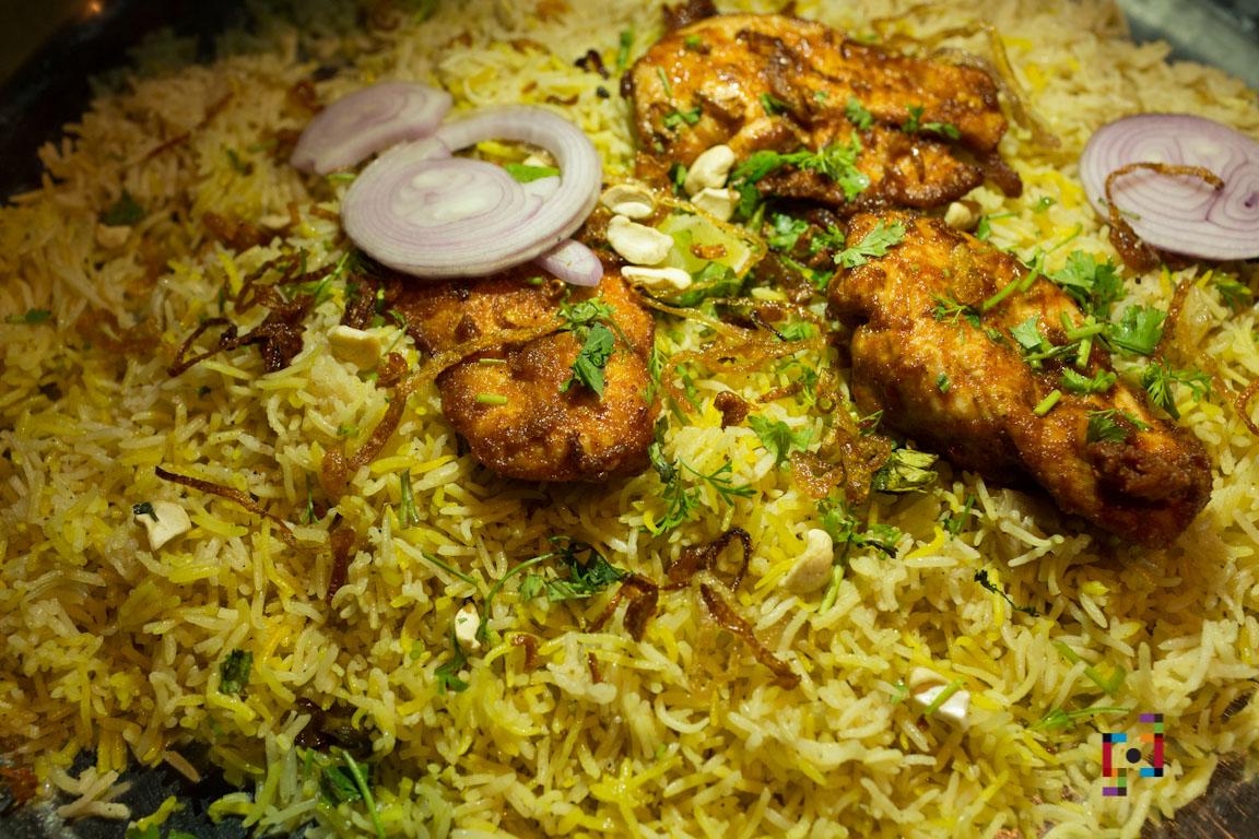 Barkas Chicken-Mandi