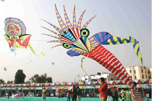 zoomcar.com - International Kite Festival