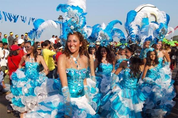 zoomcar.com - Goa Carnival