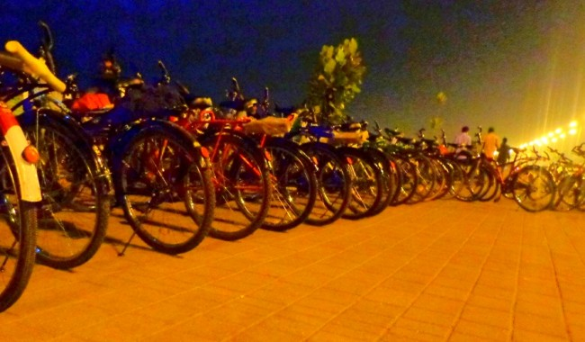 zoomcar.com - Midnight Cycle ride