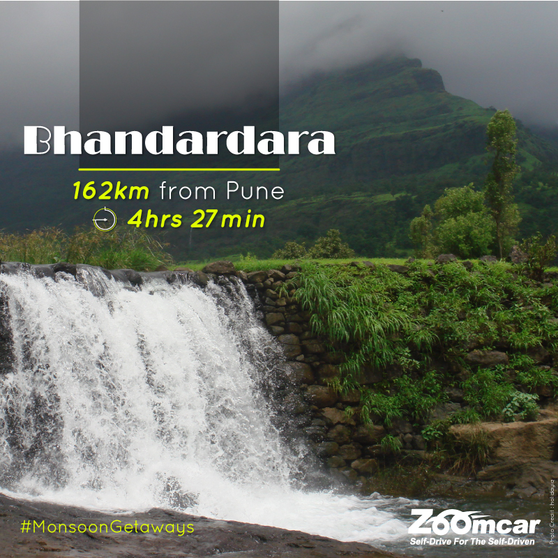 zoomcar.com - Monsoon Getaways - Pune